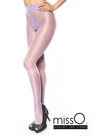 MissO Ouvert Strumpfhose light violet