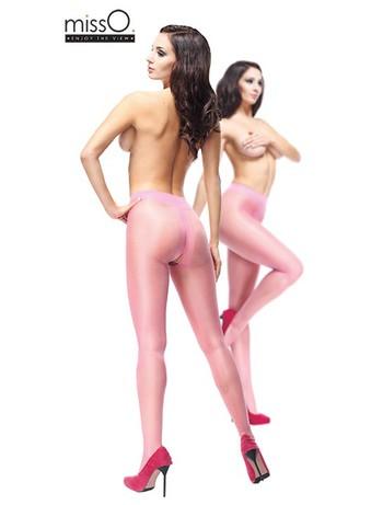 MissO Ouvert Strumpfhose light pink