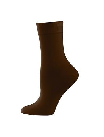 Nur Die Passt Perfekt Baumwoll Socken 3er Pack braun