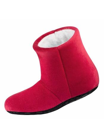 Nur Die Kinder Kuschel Hausschuh Socke pink