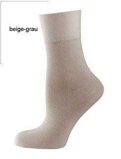 Nur Die feine Komfort Socke