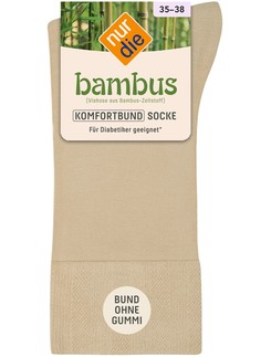 Nur Die Bambus Komfort Socken