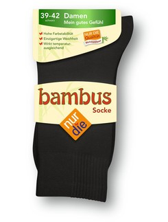 Nur Die Bambus Socken