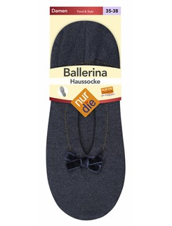 Nur Die Ballerina Haussocke