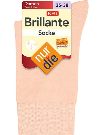 Nur Die Brillante Socke