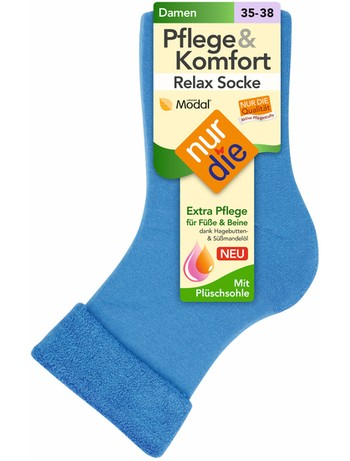 Pflege & Komfort Relax Socken