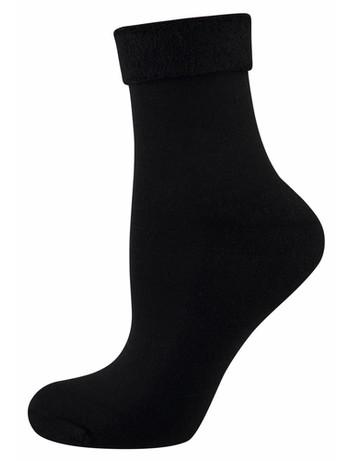 Nur Die Pflege & Komfort Relax Socken schwarz
