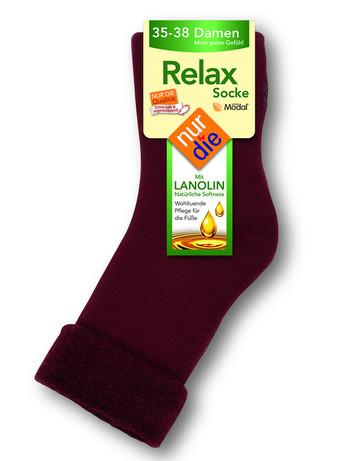 Nur Die Relax Damensocken, im Nylon und Strumpfhosen Shop
