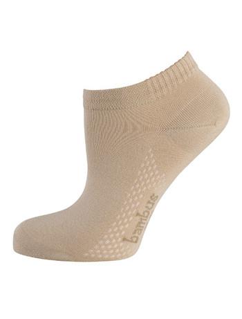 Nur Die Air Comfort Sneaker Socke leinen