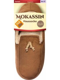 Nur Die Mokassin Hausschuhe