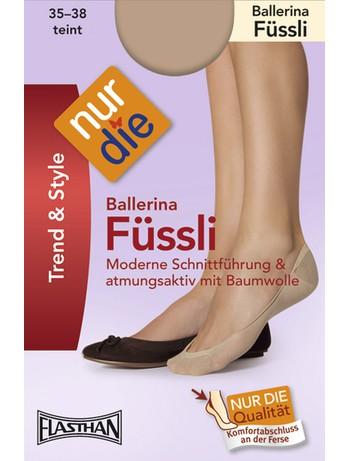 Ballerina Füssli Baumwolle