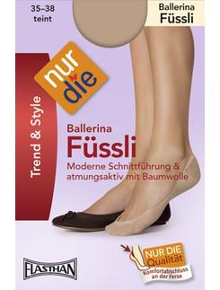 Nur Die Ballerina Füssli Baumwolle