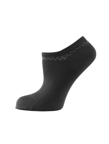 Nur Die Feines Schuhsöckchen schwarz