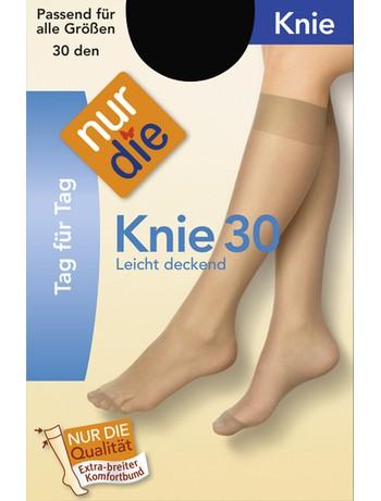 Nur Die Knie 30 Kniestruempfe, im Nylon und Strumpfhosen Shop