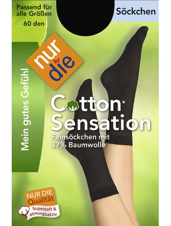 Cotton Sensation Söckchen