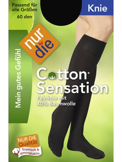 Nur Die Cotton Sensation Knie