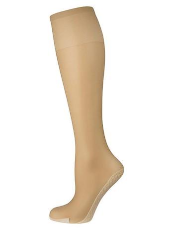 Nur Die Knie Baumwollsohle mandel