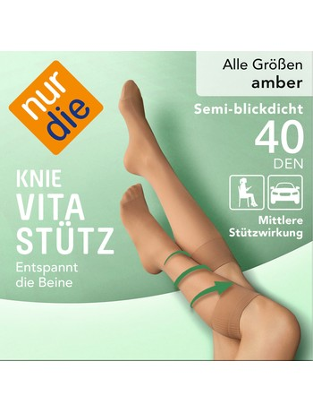 Nur Die Knie Vitastütz Form & Figur