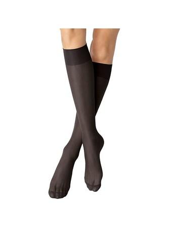 Nur Die Knie 20 Doppelpack schwarz