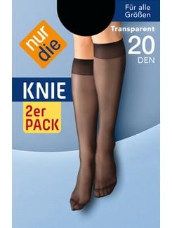 Nur Die Knie 20 Doppelpack