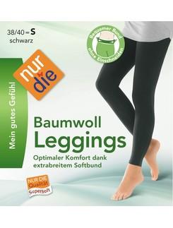 Nur Die Baumwoll - Leggings