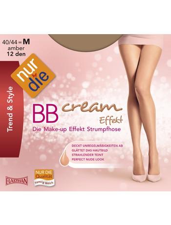 Nur Die BB Cream Effekt Strumpfhose, im Nylon und Strumpfhosen Shop