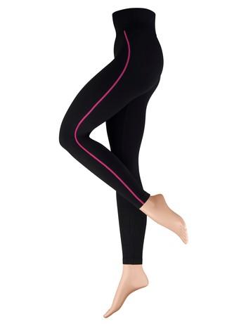 Nur Die Active Leggings schwarz/pink