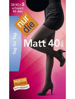 Nur Die Matt 40 Feinstrumpfhose