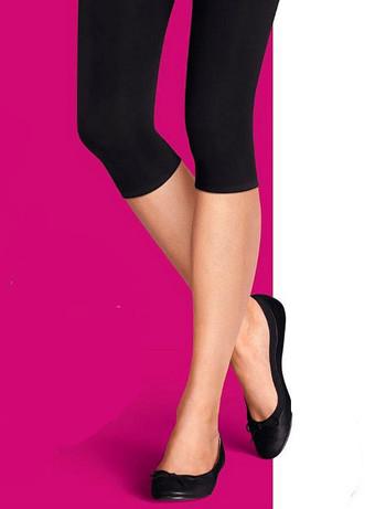 Nur Die Fashion Capri Leggings 80, im Nylon und Strumpfhosen Shop