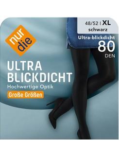 Nur Die Ultra-Blickdicht 80 Strumpfhose XL