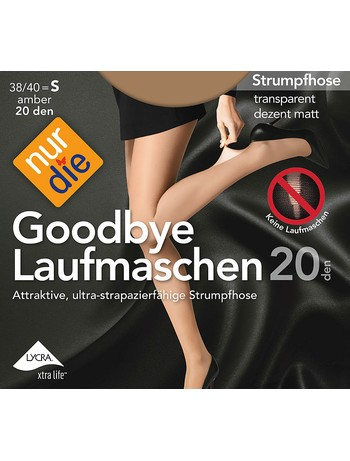 Nur Die Goodbye Laufmaschen 20 Strumpfhose