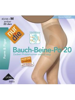 Nur Die Bauch-Beine-Po figurformende Feinstrumpfhose