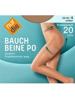 Nur Die Bauch-Beine-Po 20 figurformende Feinstrumpfhose