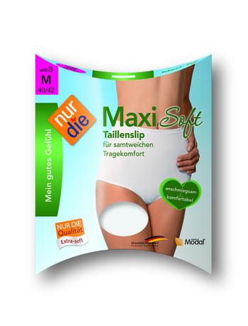 Nur Die Maxi Soft Taillenslip