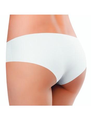 Nur Die Zweite Haut Hipster Panty Slip Damen weiss