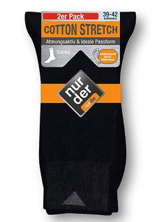 Nur Der Doppelpack Cotton Stretch Socken