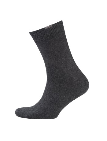 Nur Der Passt Perfekt Socken 3er-Pack anthrazitmel