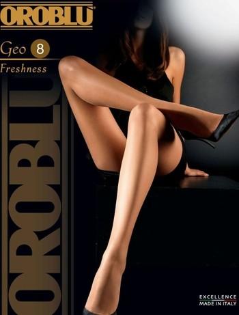 Oroblu Geo 8 Strumpfhose, im Nylon und Strumpfhosen Shop
