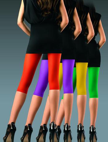 Oroblu All Colors Capri Leggings, im Nylon und Strumpfhosen Shop
