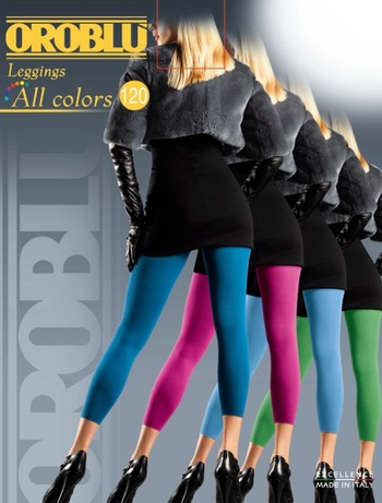 Oroblu All Colors 120 Slide Touch Leggings