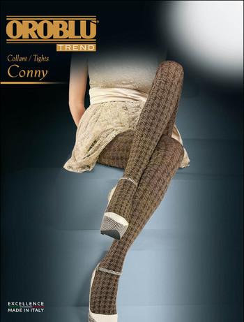 Oroblu Fashion Lurex Strumpfhose CONNY, im Nylon und Strumpfhosen Shop