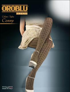 Oroblu Fashion Lurex Strumpfhose CONNY
