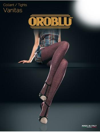Oroblu Trend Strumpfhose Vanitas, im Nylon und Strumpfhosen Shop