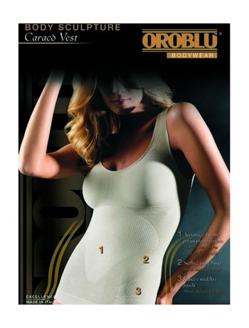 Oroblu Body Sculpture Shaper Caracó, im Nylon und Strumpfhosen Shop