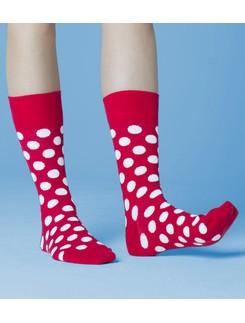 Unabux Drops  gepunktete Socken