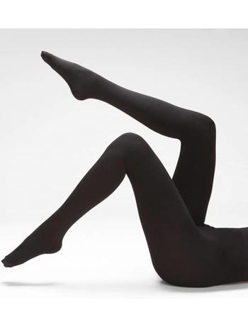 Silky warm & cosy Thermostrumpfhose schwarz